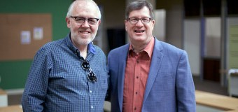 """Author Lee Strobel Talks About His Book Turned Movie, """"The Case for Christ"""" (Video)"""