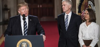 Faith Facts About SCOTUS Nominee Neil Gorsuch: He Attends a Pretty Liberal Church and Would Be the First Protestant on the Court Since 2010