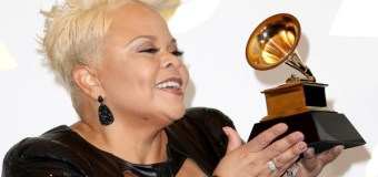 Tamela Mann Takes Home Grammy Award and NAACP Image Award (Video)