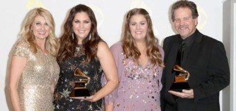 Hillary Scott and the Scott Family Honored With Two GRAMMY Awards