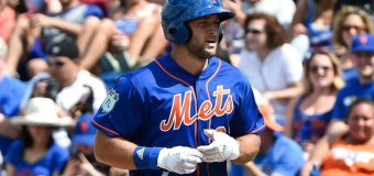 Tim Tebow's Hitless Grapefruit League Audition With the Mets Has Come to an End