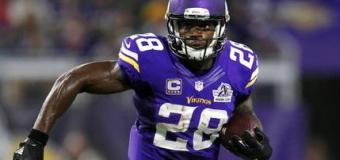 Source Says Adrian Peterson Took Free Agent Visit to Seattle Seahawks