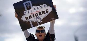 NFL Approves Raiders' Move From Oakland to Las Vegas