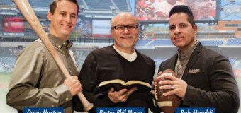 ESPN to Launch Radio Show Focusing on 'the Impact of Faith In the Sports World'