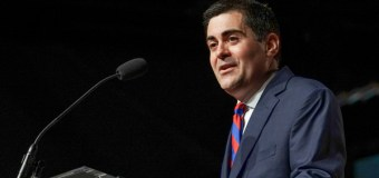 Russell Moore Is a Southern Baptist Who Dared to Oppose Trump. It Almost Cost Him His Job, But He Survived.