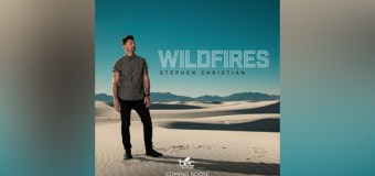 "Anberlin's Stephen Christian Set to Release New Album, ""Wildfires"""