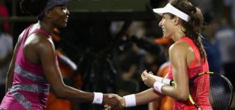 Johanna Konta Defeats Venus Williams to Reach Miami Open Final