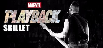 Skillet's Front Man, John Cooper, Featured On Marvel's Playback