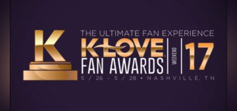 2017 K-LOVE Fan Awards Performers Announced (Video)