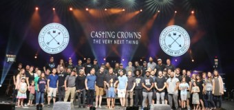 Casting Crowns Tour Most Attended Since 2008, Fall 2017 Dates to Be Announced Soon