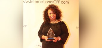 "AfterTouch Music Artist Delois Massey Wins the 2017 International Christian Film Festival Music Video of the Year Award For ""Warrior"""