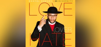 "Montel Dorsey & MUniversity Release ""Jesus Deliver"" Radio Single and Official Music Video From Powerful ""Love Over Hate"" Album"