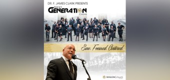 Stellar Award Nominated Shalom Church (City of Peace) to Release Debut Album From Their NextGeneration Choir June 23rd