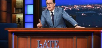 Does Stephen Colbert Have High Ratings Because of God? (Video)