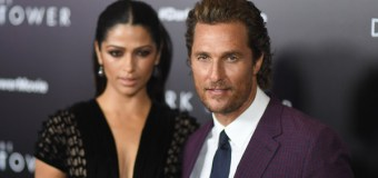 Matthew McConaughey Shares How His Son Received the Biblical Name, Levi