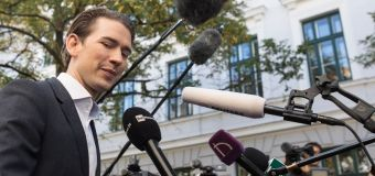 Conservative Sebastian Kurz Set to Become Austria's Chancellor & Europe's Youngest Leader