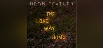 "Neon Feather Releases First Single ""The Long Way Home"""