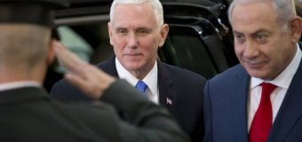 Pence Tells US Embassy in Israel to Move to Jerusalem in 2019