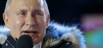 Putin Says British Accusations of Russian Involvement in Poisoning of Spy Are 'Nonsense'