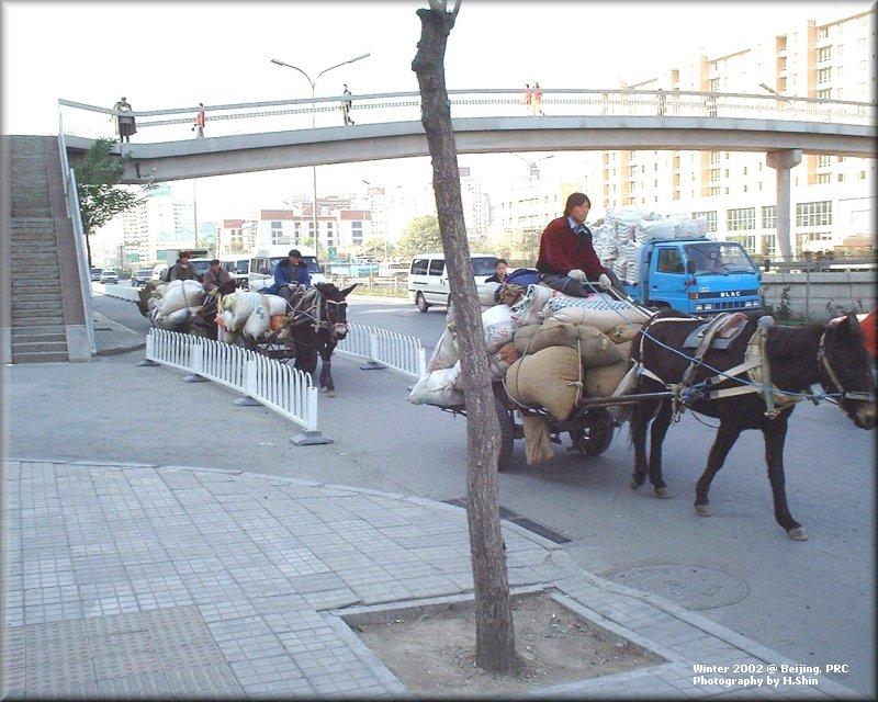 Beijing, China, 2002