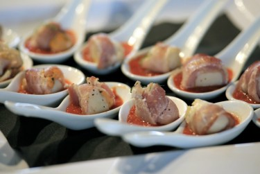 Canapés | Urban Escargot Wedding Catering