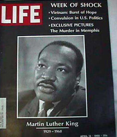 The Day MLK Died
