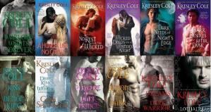 Kresley Cole - Immortals After Dark series2