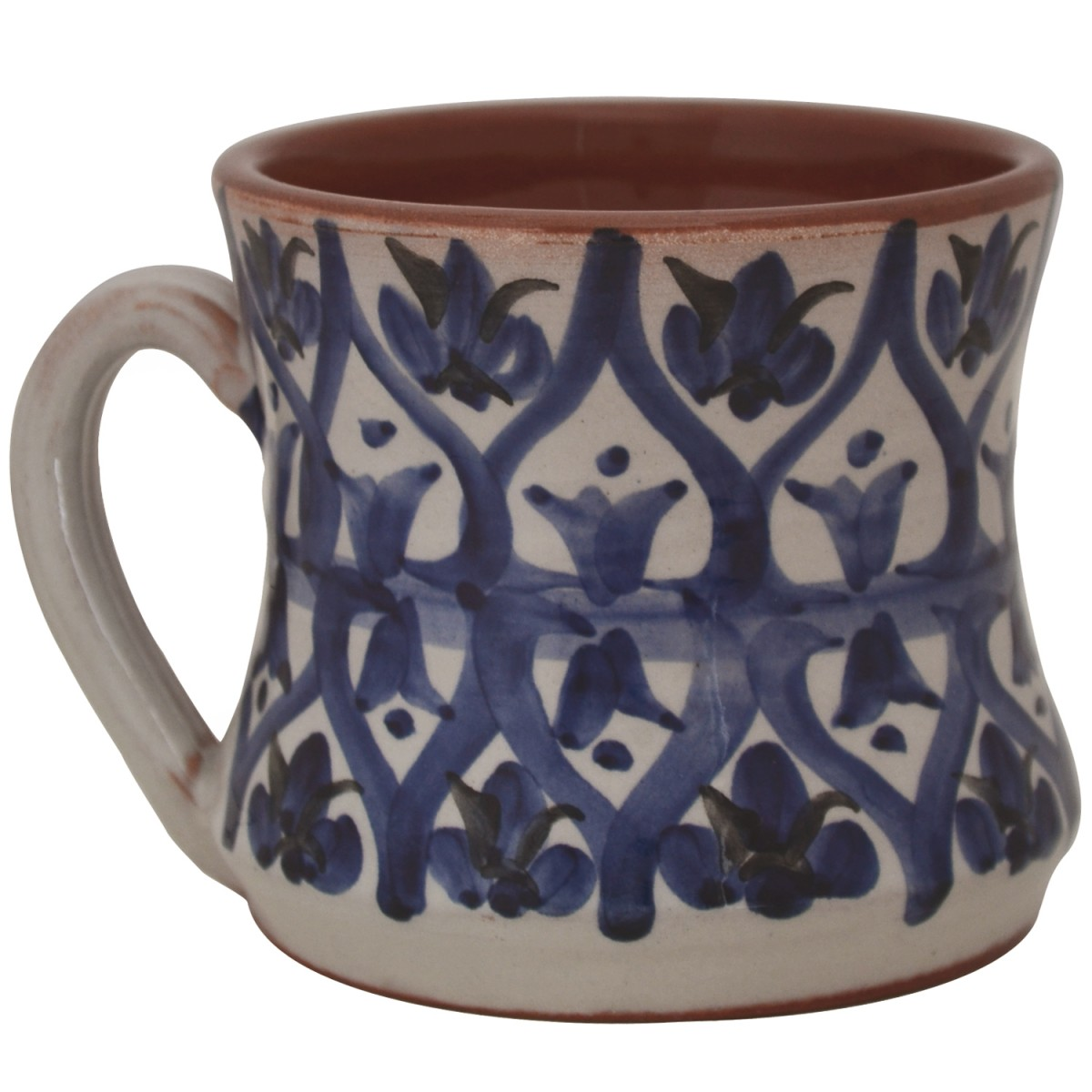 Tea Mugs For Sale Pottery Coffee Mugs For Sale Hourglass Shape
