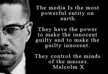 Malcolm X on The Media