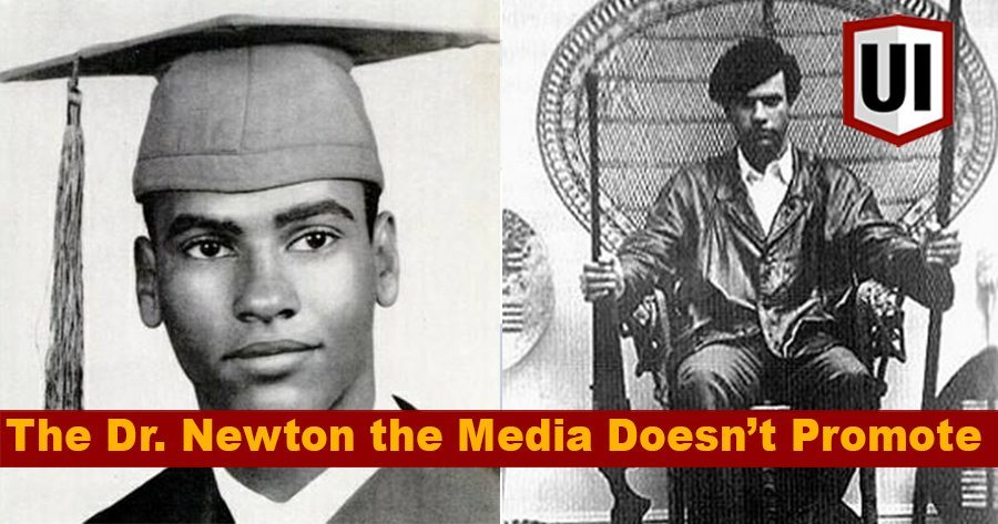 Huey p newton dissertation