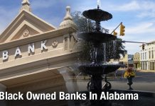 Black Owned Banks In Alabama
