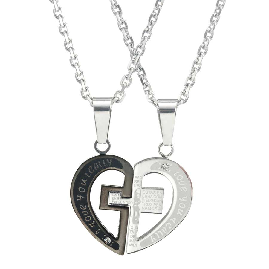 His And Hers Necklace Pendants - Best Seller Necklace Review