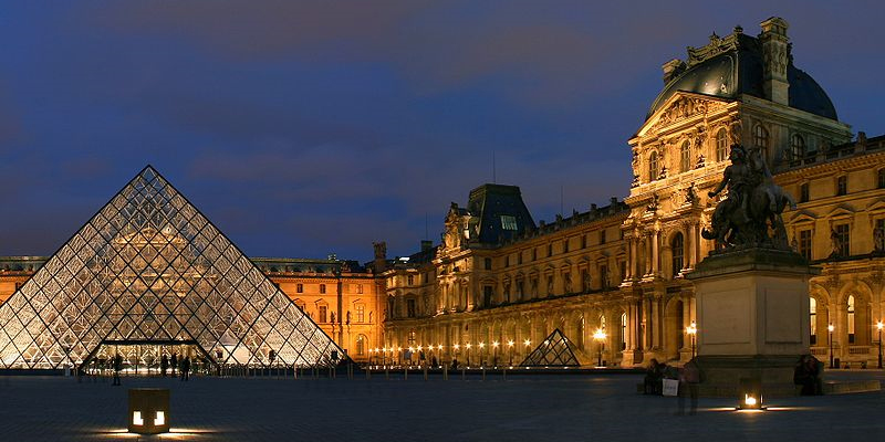 Le-Louvre-Paris