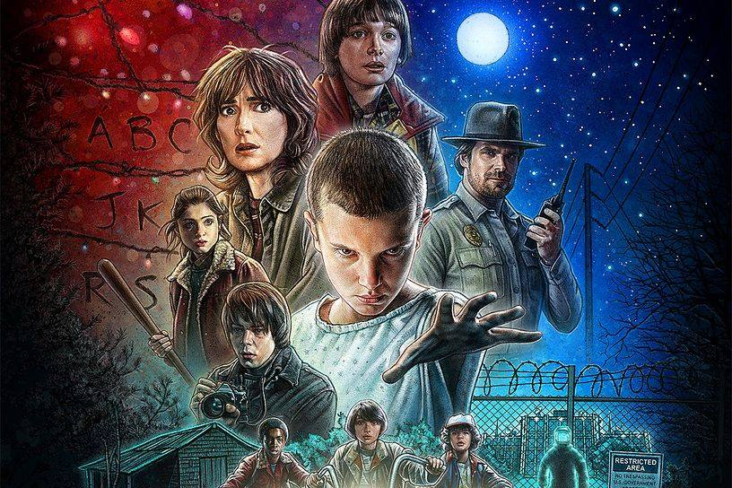 Stranger Things s1 vs s2
