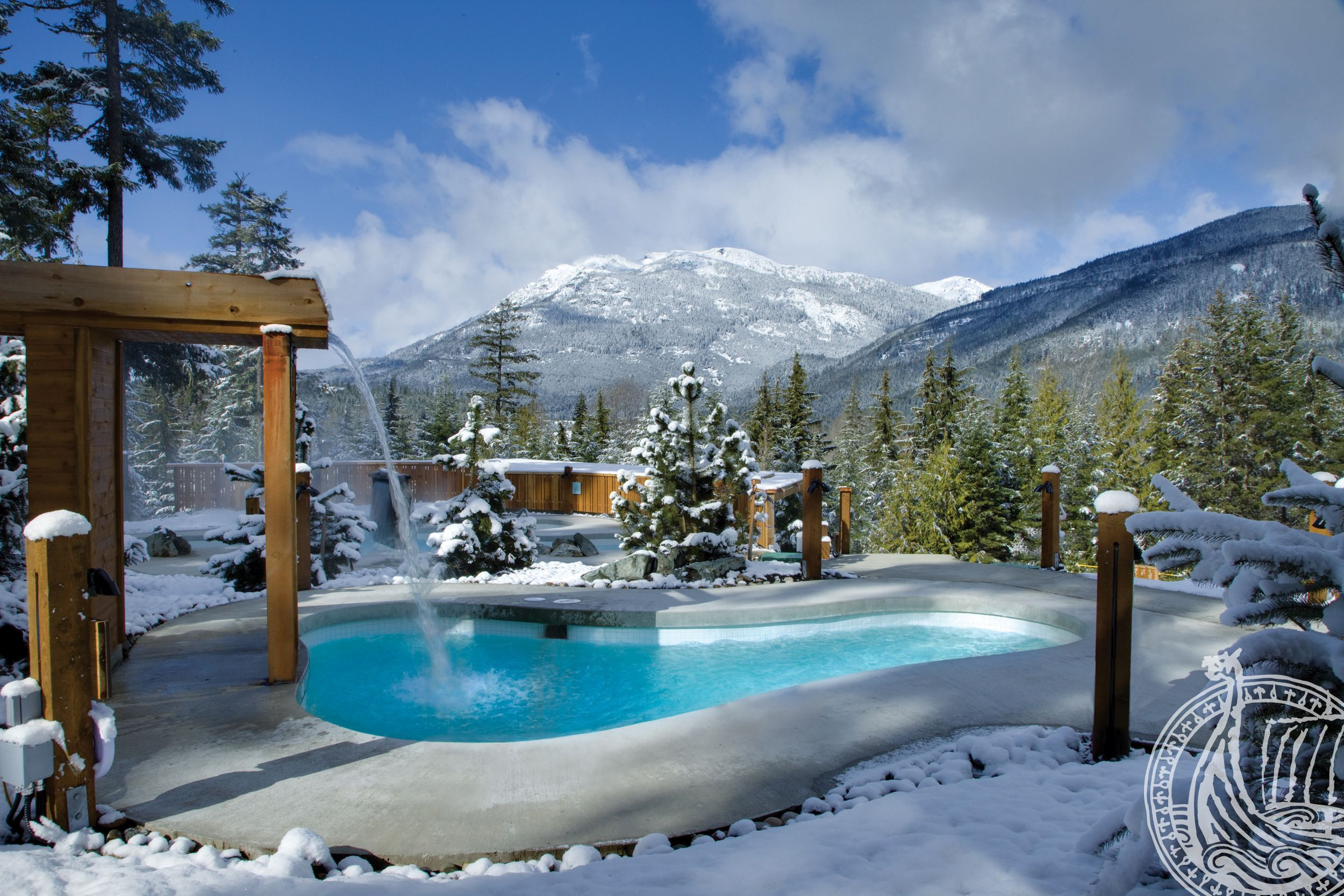 Jacuzzi Extérieur Scandinave Scandinave Spa Whistler Urban Mommies