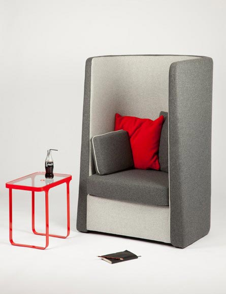 Made Sofa Third Space Acoustic Office Seating | Urban Office
