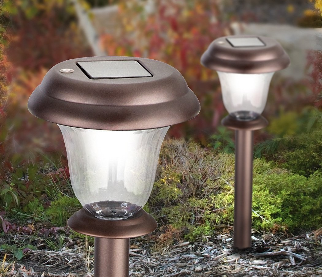 Outdoor Solar Garden Lights Five Best Solar Powered Garden Lights For 2017 Our