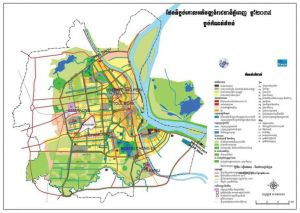 Phnom Penh's 2035 Master Plan in Minimal Use