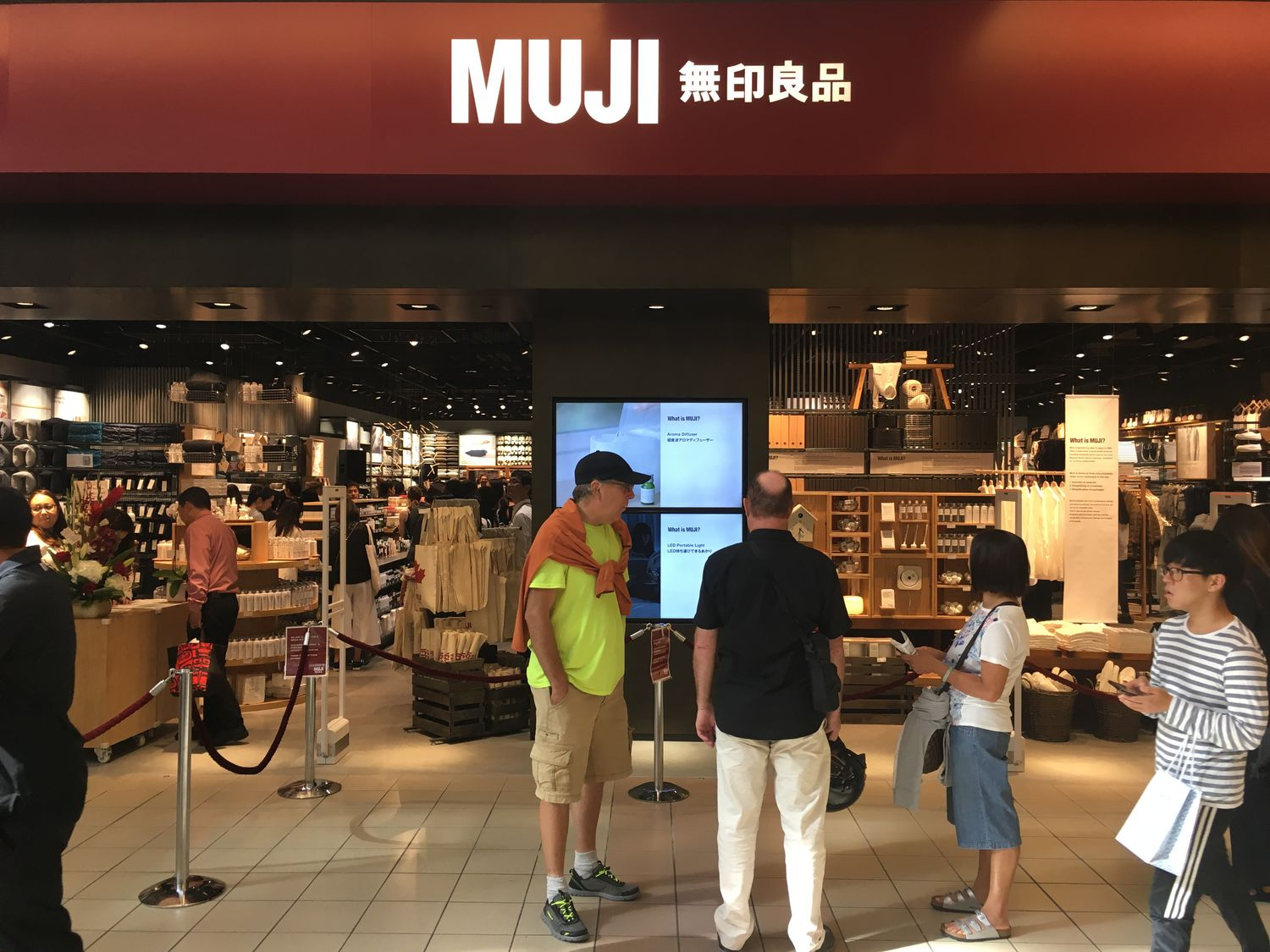 Muji Opens First Vancouver Area Location At Metrotown - Metro Find A Store