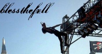 Blessthefall en Guadalajara Alternative Under Fest