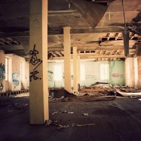 Dimanche c'est Urbex #4 : L'usine du pont de bois (16)