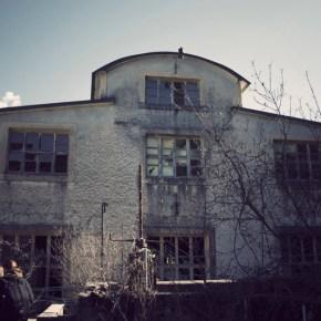 Dimanche c'est Urbex #4 : L'usine du pont de bois (10)