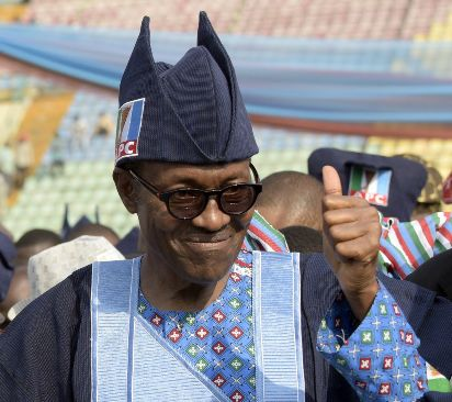 Buhari Expresses Support for Syria