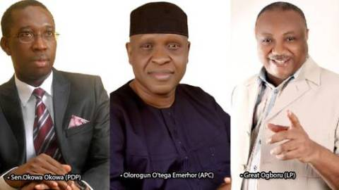 Emerhor, Ogboru Fault Supreme Court Judgment, Say Its  Daylight Robbery, Rape Of Democracy