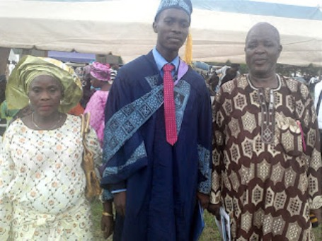 Son of a 'Maiguard' Emerges Graduating Best Student of Lagos State University
