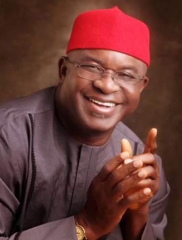 JUST IN: David Mark Thrashes APC Candidate at Election Tribunal