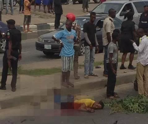 Hawker's Death: Hoodlums Destroy 14 BRT Buses, Rob Lagosians