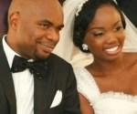 Dr Emmanuel Uduaghan's daughter Orode and her jilted husband Ryan