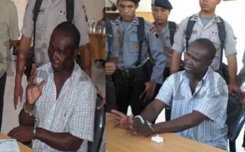 Indonesia Executes Three Nigerians By Firing Squad (PHOTOS)