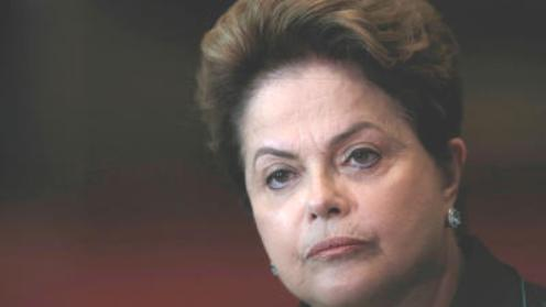 JUST IN: Brazil's Senate SacksPresident Dilma Rousseff from Office